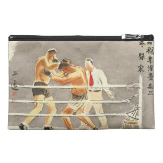 Japanese Vocations in Pictures, Boxers Travel Accessory Bag