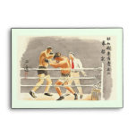 Japanese Vocations in Pictures, Boxers Envelopes