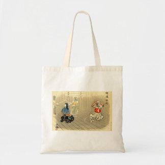 Japanese Vocations In Pictures, Kendou Shihan Wada Tote Bag