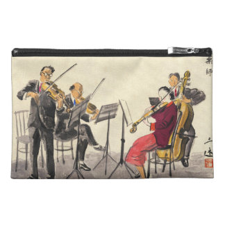 Japanese Vocations In Pictures, Players Of Music Travel Accessories Bag