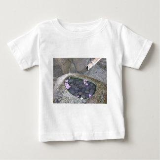 Japanese Water Garden Baby T-Shirt