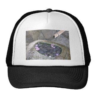 Japanese Water Garden Trucker Hat