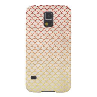Japanese Wave Pattern on Vintage Paper Galaxy S5 Cover