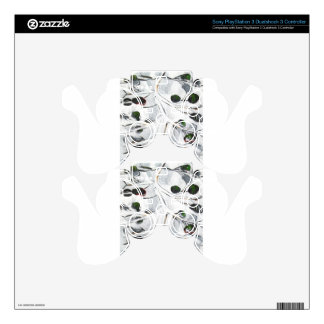 Japanese White Pine Tree ( abstract tree ) Skins For PS3 Controllers