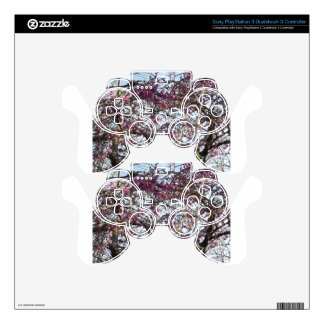 Japanese Willow Skin For PS3 Controller