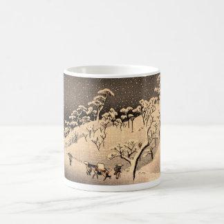 Japanese Winterscape no.1 Mug