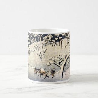 Japanese Winterscape no.2 Mug