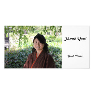 Japanese Women Card