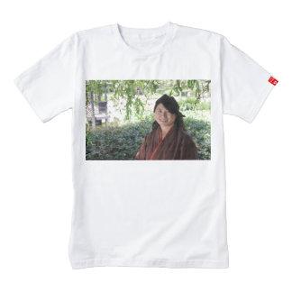 Japanese Women Zazzle HEART T-Shirt