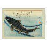 Japanese Woodblock Greeting Card