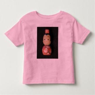 Japanese wooden Doll T Shirt