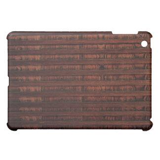 Japanese Wooden Fence iPad Case