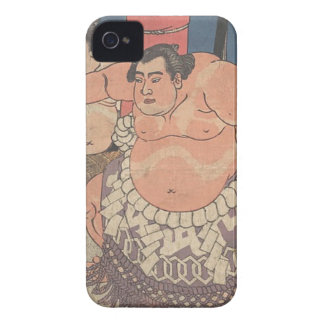 Japanese Woodprint 5 Case-Mate iPhone 4 Case