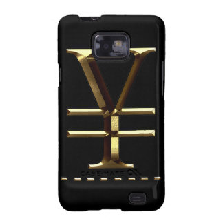 Japanese Yen ¥ Case-Mate Case Samsung Galaxy SII Cases