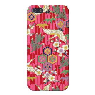 Japanese Yuzen _iPhone 5 case #01