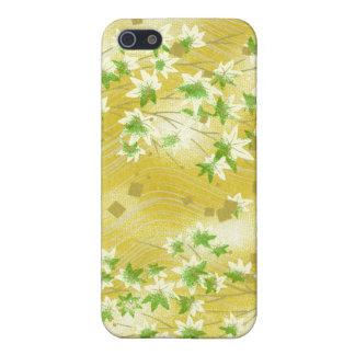 Japanese Yuzen _iPhone 5 case #03