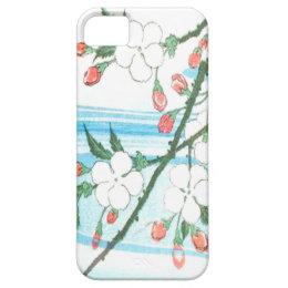 Japanische Kirschblüten iPhone SE/5/5s Case