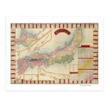 JapanPanoramic MapJapan Postcards