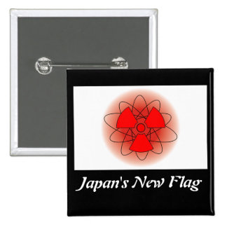 Japan's New Flag Pins