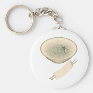 japanse shinto cuisine keychain