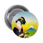 JapanTea.jpg Pin Redondo De 2 Pulgadas