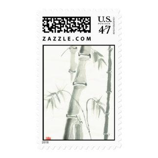 japbamboo postage stamp