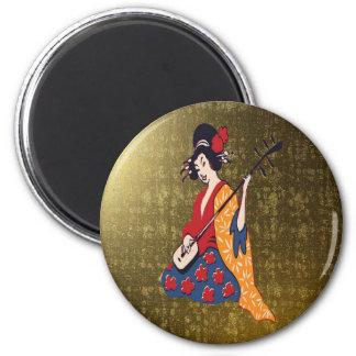 Japenese Gold Magnet