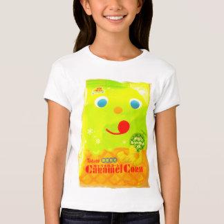 Japengrish Caramel Corn Snack Fun T-Shirt