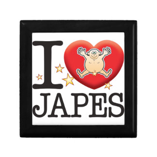 Japes Love Man Jewelry Box
