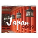 Japón 2009 calendario