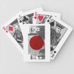 Japón almirante Togo y General Nogi Baraja Cartas De Poker