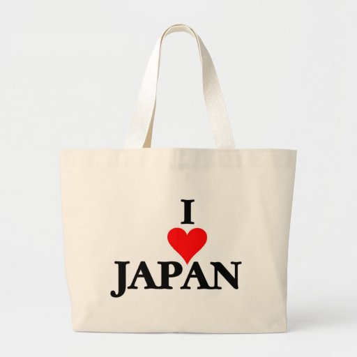 Japón - amor Japón de I Bolsas