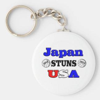 Japón atonta los E.E.U.U. 2011 Llavero