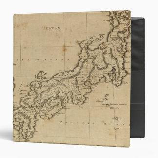 """Japón Carpeta 1 1/2"""""""