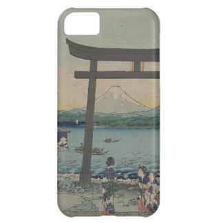 Japón: Casos del vintage Funda Para iPhone 5C