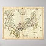 Japón, Corea Impresiones