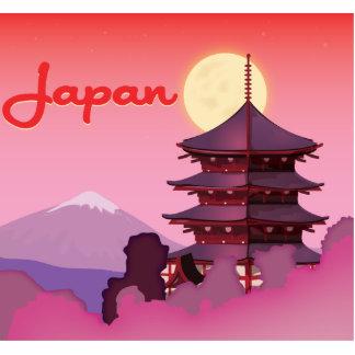 Japón Fotoescultura Vertical