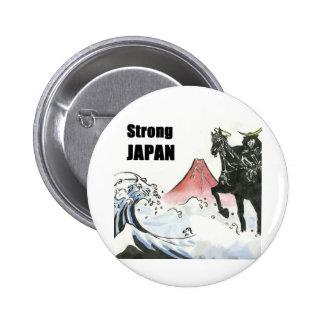 JAPÓN fuerte Pins