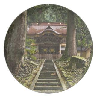 Japón, Fukui, templo de Eiheiji Plato De Cena