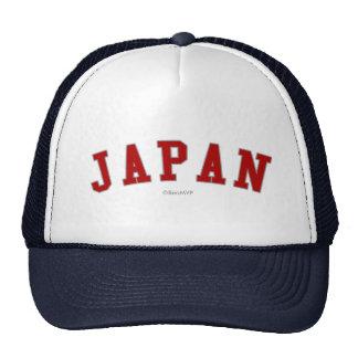 Japón Gorros