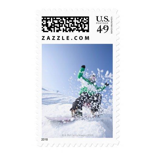 Japón, Hokkaido, Niseko Sello Postal