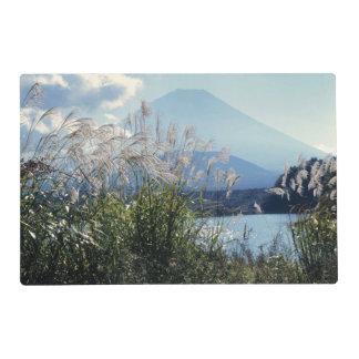 Japón, Honshu, Yamanashi Pref., Fuji-Hakone-Izu Salvamanteles