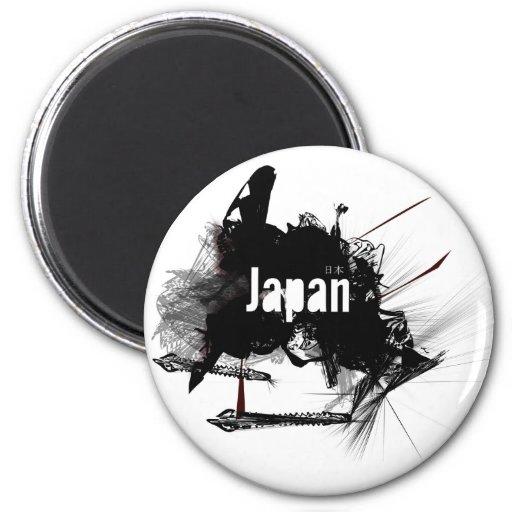 Japón Imán De Frigorífico