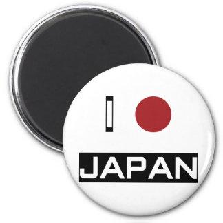 Japón Imán Redondo 5 Cm