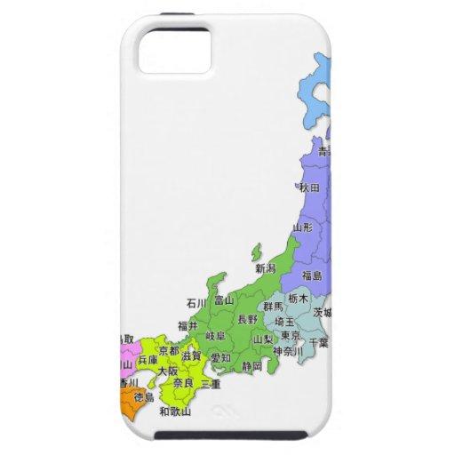 Japón iPhone 5 Funda