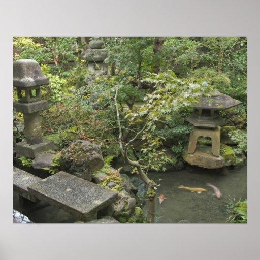 Japón, Ishikawa, Kanazawa, casa del samurai de Nom Póster