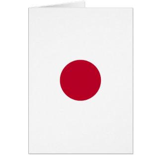 Japón, Japón Tarjeta De Felicitación