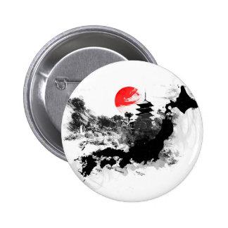 Japón - Kyoto abstractos Pin