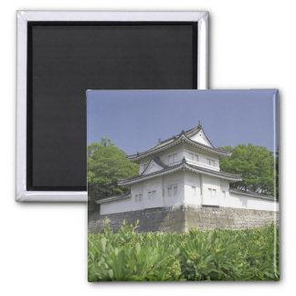 Japón, Kyoto, castillo de Nijo Imán Cuadrado