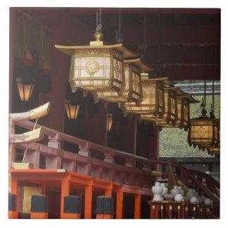 Japón, Kyoto, Fushimi, capilla magnífica 2 de Inar Azulejo Cerámica